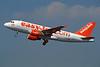 """G-EZID Airbus A319-111 c/n 2442 Amsterdam/EHAM/AMS 22-04-05 """"100"""" (35mm slide)"""