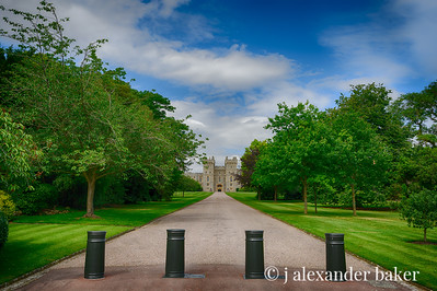 Four Bollards,  Windsor Castle Park