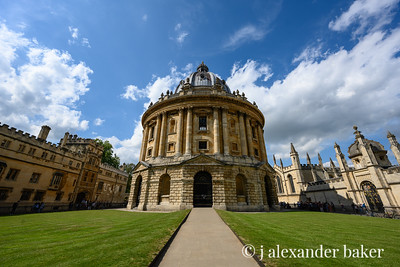 Radcliffe Camera, Bodelian Library, Oxford