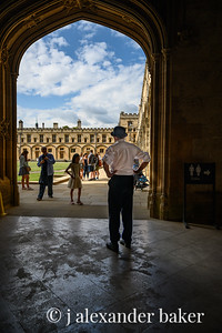 The Porter's on Duty, Christ Church College, Oxford