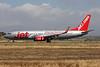 "G-JZHB Boeing 737-86N c/n 28623 Palma/LEPA/PMI 15-06-16 ""22kg bag allowance"""