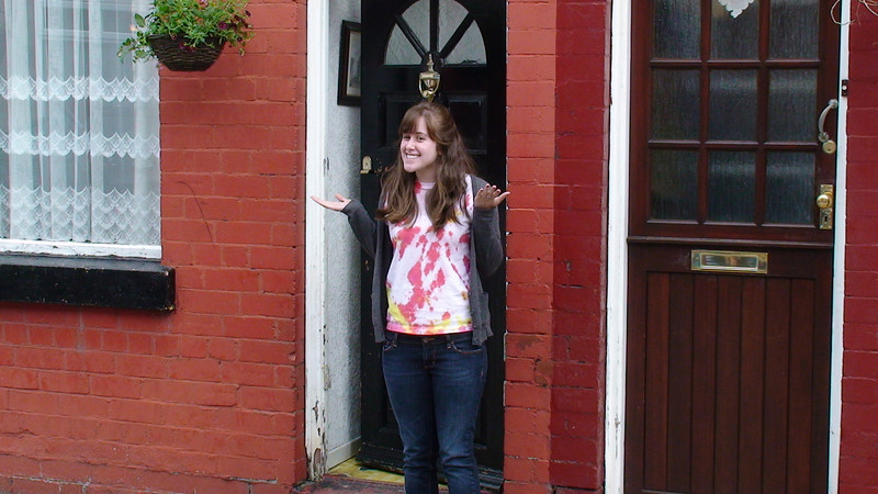 house where George Harrison grew up