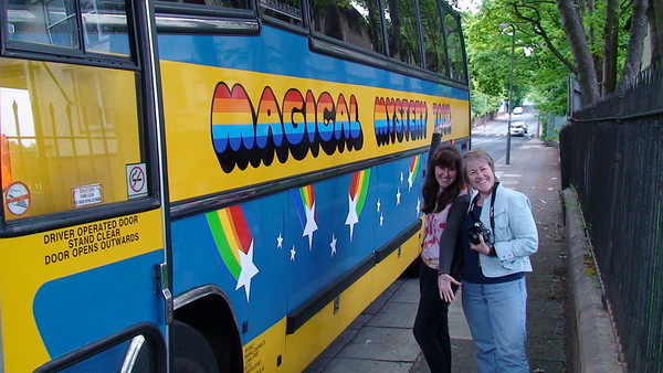 Liverpool - Beatles Magical Mystery Tour