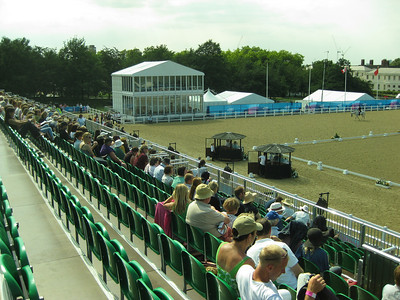 London Equestrian Test Event