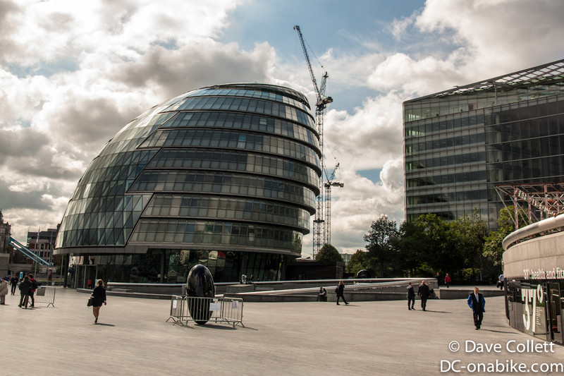 City Hall and the Scoop