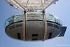 London Eye Capsule from below