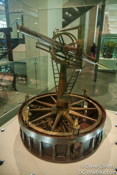 Theodolite from the Principal Triangulation Survey of Great Britain