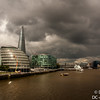 The Thames with City Hall and The Shard