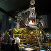 Full-sized model of Apollo 11 Lander