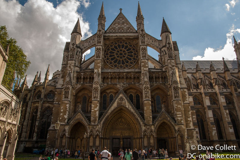 Westminster Abbey- north end