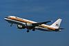 G-MONX Airbus A320-212 c/n 0392 Manchester/EGCC/MAN 06-08-95 (35mm slide)