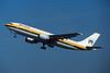 G-OJMR Airbus A300B4-605R c/n 605 Manchester/EGCC/MAN 06-08-95 (35mm slide)