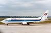 "G-UKLG Boeing 737-4Y0 ""Air UK Leisure"" c/n 24814 Birmingham/EGBB/BHX 25-06-94 (10x15cm print)"