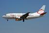 """G-BVZE Boeing 737-59D """"bmi Baby"""" c/n 26422 Barcelona-El Prat/LEBL/BCN 29-06-08"""