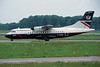 G-BXEG Aerospatiale ATR-42-320 c/n 329 Luxembourg/ELLX/LUX 16-05-97 (35mm slide)