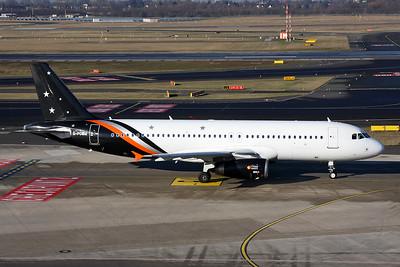 "G-POWM Airbus A320-232 ""Titan Airways"" c/n 2564 Dusseldorf/EDDL/DUS 19-01-17"