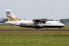 """G-ISLH Aerospatiale ATR-42-312 """"Blue Islands"""" c/n 173 Amsterdam/EHAM/AMS 21-06-14"""