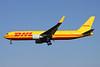 "G-DHLF Boeing 767-3JHF ""DHL Air"" c/n 37806 Brussels/EBBR/BRU 07-07-13"
