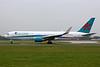 "G-OOBL Boeing 767-324ER c/n 27393 Manchester/EGCC/MAN 12-09-14 ""FCA c/s"""