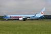 G-FDZE Boeing 737-8K5 c/n 35137 Luton/EGGW/LTN 19-07-11