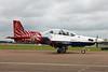 "G-ETPB Pilatus PC-21 ""QinetiQ"" c/n 311 Fairford/EGVA/FFD 22-07-19"