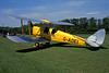 G-AOEI de Havilland DH-82A Tiger Moth c/n 82196 Old Warden/EGTH 26-05-97 (35mm slide)