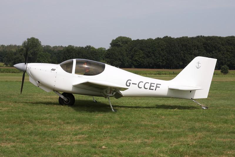 G-CCEF Europa Europa c/n PFA 247-13038 Schaffen-Diest/EBDT 12-08-12
