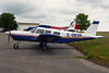 G-OEVA Piper PA-32-260 Cherokee Six c/n 32-219 Dijon-Darois/LFGI 14-06-13