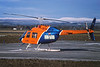 G-OBRU Bell Helicopters 206B Jet Ranger II c/n 1376 Glasgow/EGPF/GLA 20-03-95 (35mm slide)