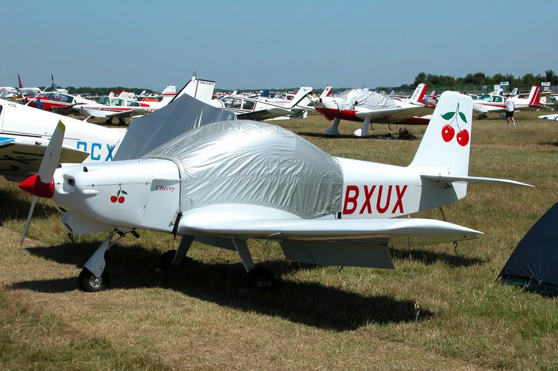 G-BXUX Brandi BX-2 Cherry c/n PFA 179-12571 kemble/EGBP 12-07-03
