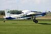 G-BYNE Pilatus PC-6 B2-H4 Turbo Porter c/n 631 Namur/EBNM 02-09-17