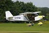 G-CFGO Best Off Skyranger c/n BMAA/HB/574 Schaffen-Diest/EBDT 12-08-12