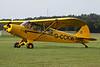 G-CCKW Piper L-21B-135 Super Cub c/n 18-3535 Namur/EBNM 03-09-17