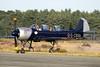 G-CBSS Yakovlev Yak-52 c/n 833707 Zoersel/EBZR 18-08-12