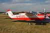 G-ECGO Bolkow Bo.208C Junior c/n 599 Schaffen-Diest/EBDT 17-08-13