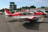 G-IEYE Robin DR.400-180 Regent c/n 2123 Le Touquet/LFAT/LTQ 09-09-07