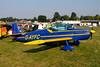 G-AYFC Rollason Condor D.62B c/n RAE644 Schaffen-Diest/EBDT 11-08-12