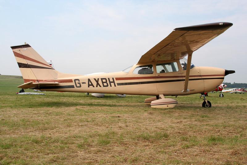 G-AXHB Reims-Cessna F.172H c/n 0571 Schaffen-Diest/EBDT 12-08-07
