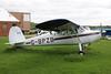G-BPZB (89853) Cessna 120 c/n 8898 Redhill/EGKR 11-05-12