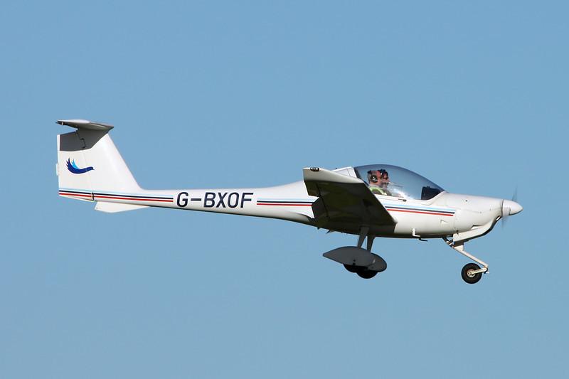 G-BXOF Diamond DA20-A1 Katana c/n 10256 Prestwick/EGPK/PIK 10-11-13