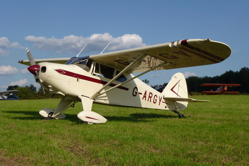 United Kingdom Light Aircraft - CTAeropics