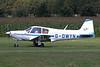 G-OWYN Aviamilano F.14 Nibbio c/n 208 Schaffen-Diest/EBDT 15-08-04