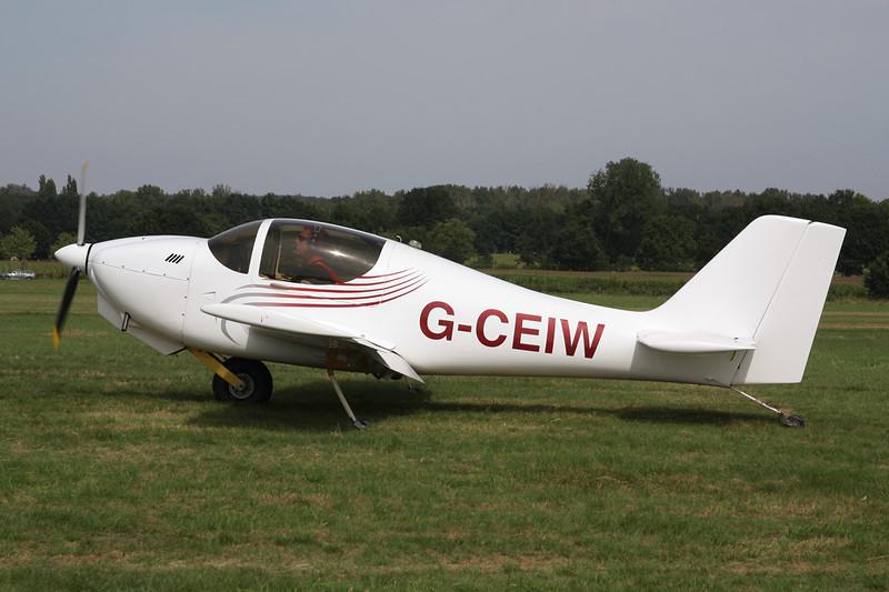 G-CEIW Europa Europa c/n PFA 247-12707 Schaffen-Diest/EBDT 12-08-12
