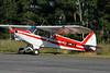 G-MGMM Piper PA-18-150 Super Cub c/n 18-7909189 Zoersel/EBZR 18-08-12