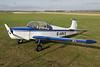 G-ARVZ Rollason Condor D.62B c/n RAE606 Abbeville/LFOI 31-08-19
