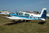 G-BFPB American Aviation AA-5B Tiger c/n 0706 Kemble/EGBP 12-07-03
