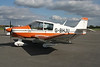 G-BHJU Robin DR.400-120D Dauphin 2+2 c/n 1288 Le Touquet/LFAT/LTQ 09-09-07