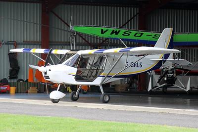 G-GRLS Best Off Skyranger c/n BMAA/HB/690 Kemble/EGBP 22-07-19