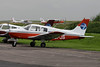 G-BPJS Piper PA-28-161 Cadet c/n 2841025 Elstree/EGTR/ETR 18-07-11