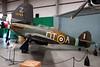 BW862 (V6864/DT-A) Hawker Sea Hurricane c/n CCF/R30028 Pima/14-11-16